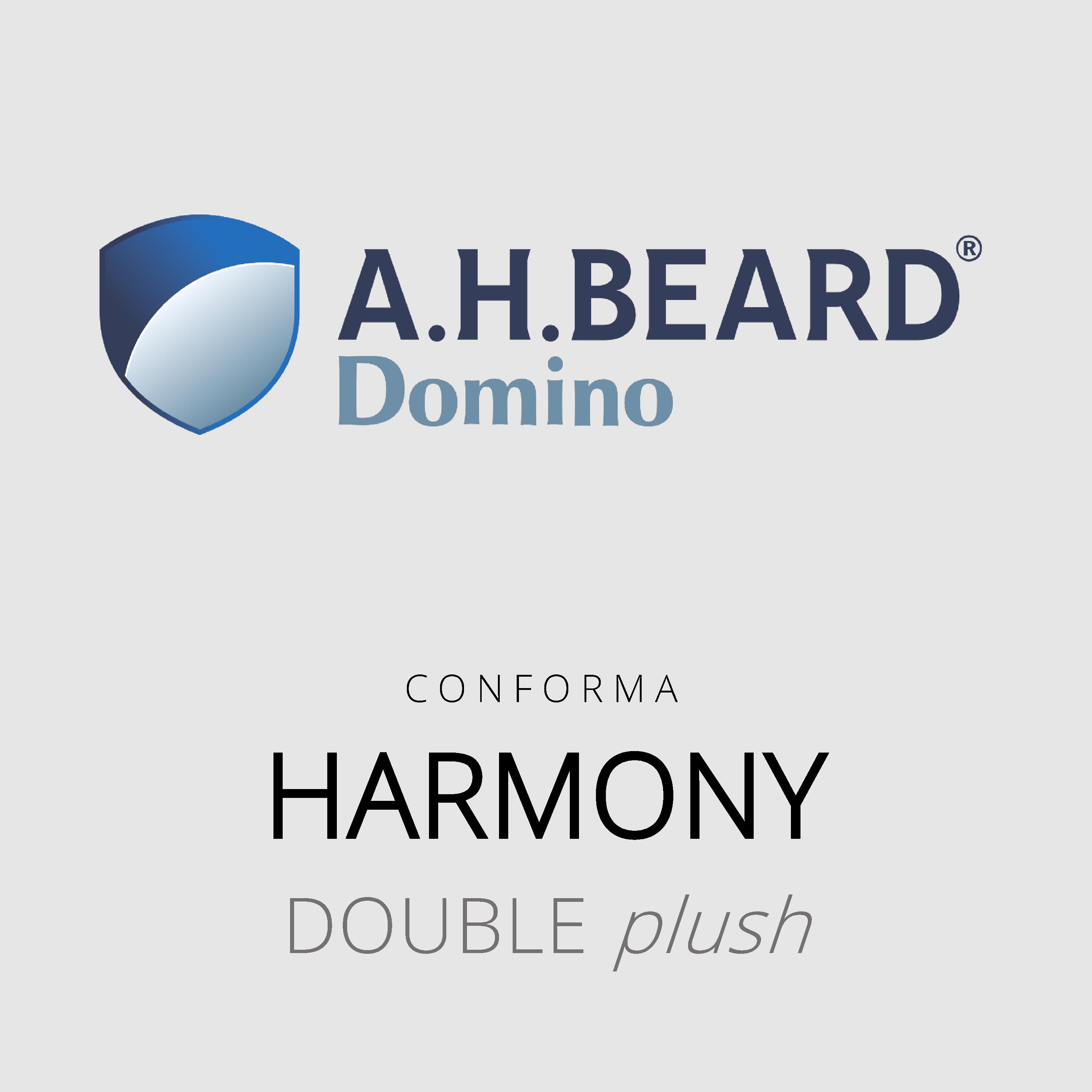 AH Beard Domino – Harmony – Conforma – Double Plush Mattress