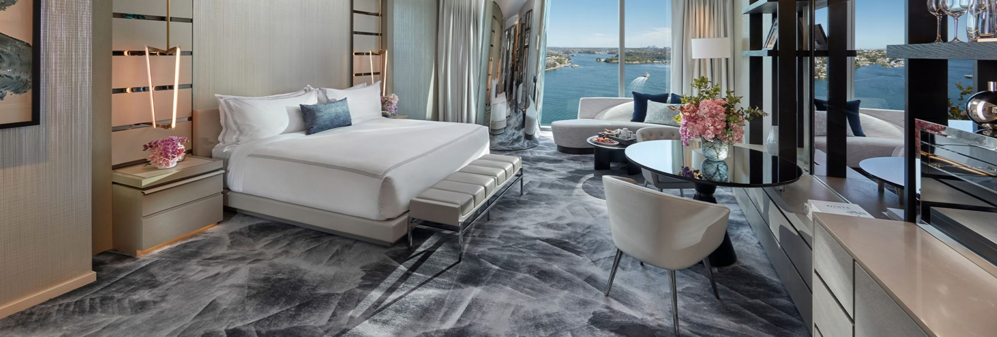Crown Hotels Bedroom Suite