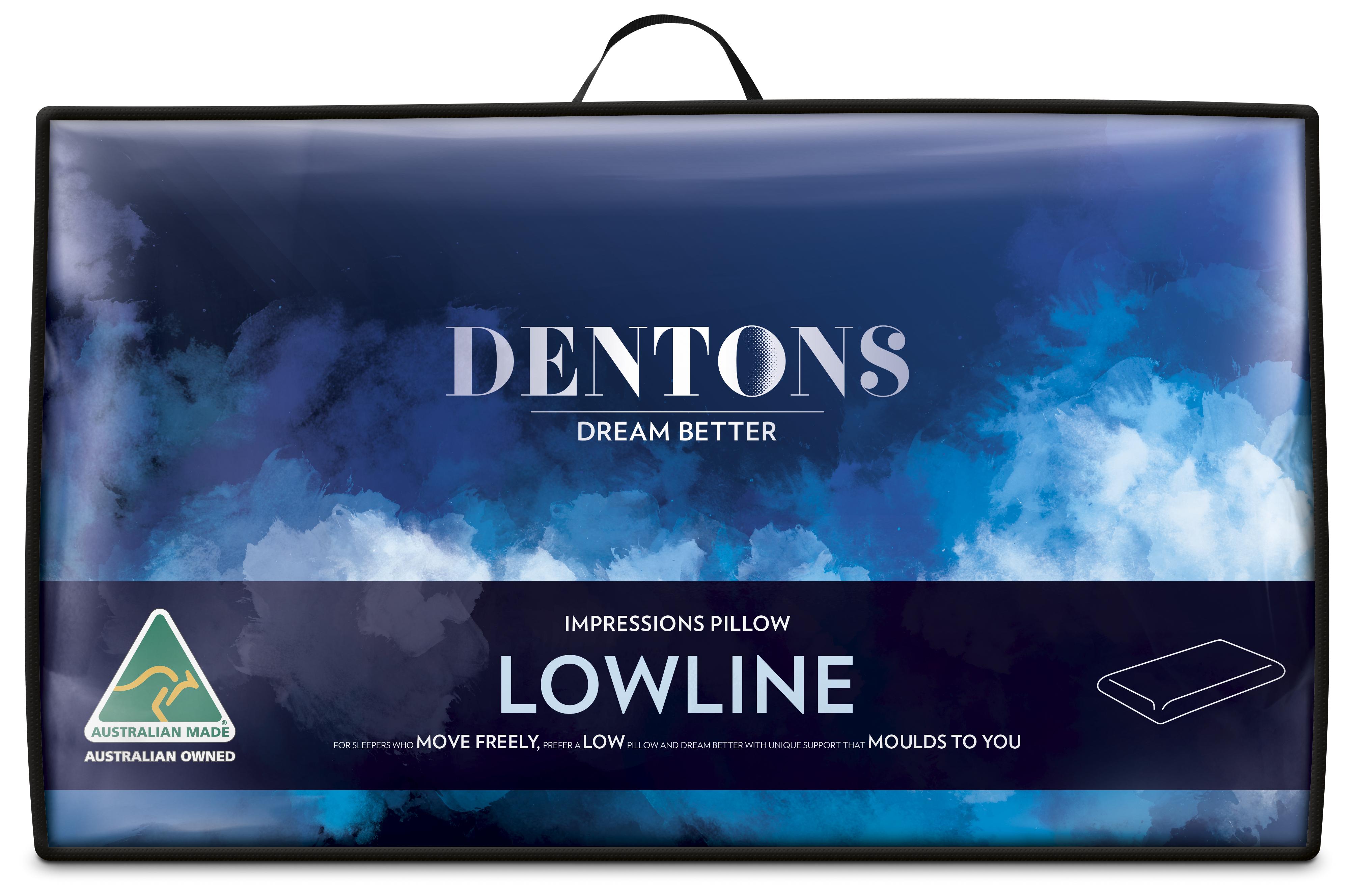 Dentons – Impressions Lowline Pillow