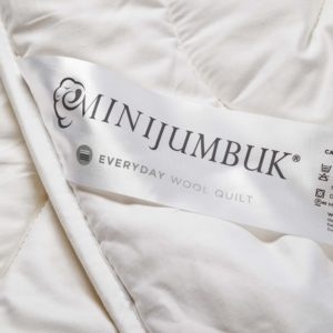 Mini Jumbuk - Everyday - Wool Quilt - Sash