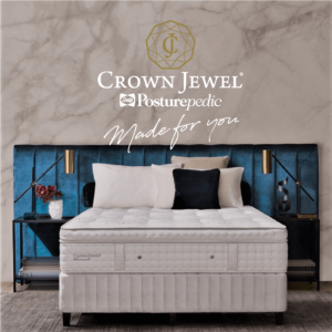 Sealy Crown Jewel Hero Hand Tufted