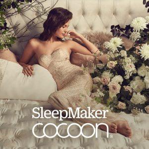 SleepMaker Cocoon Gold Mattress Hero