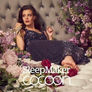 SleepMaker Cocoon Silver Mattress Hero