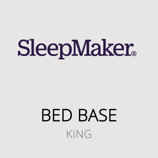 SleepMaker - King Bed Base