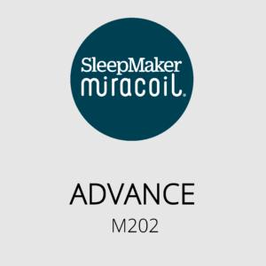 Sleepmaker Miracoil - Advance - M202 Mattress