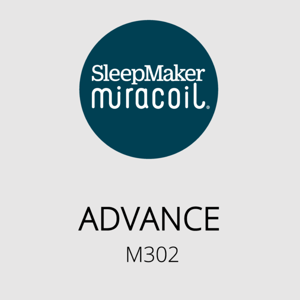 Sleepmaker Miracoil - Advance - M302 Mattress