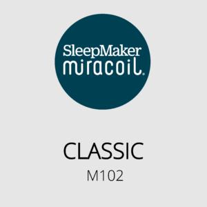 Sleepmaker Miracoil - Classic - M102 Mattress