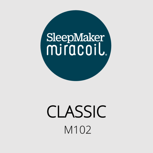 Sleepmaker Miracoil - Classic - M102 Mattress
